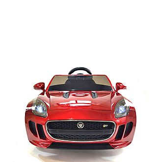 Jaguar F-Type Kids Electronic Ride On Car With Remote Control