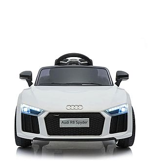 Audi R8 Compact Kids Electronic Ride On Car With Remote Control