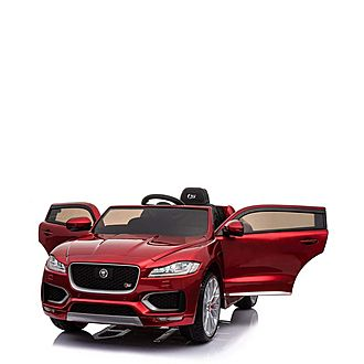 Jaguar F Pace Kids Electronic Ride On Car With Remote Control