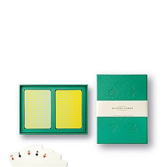 Double Playing Cards Set
