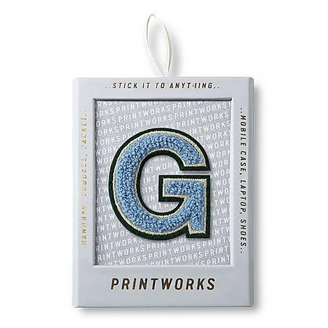 Fluffy Alphabet Sticker: G, ${color}