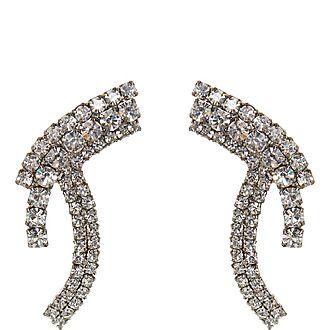 Crystal Reef Earrings