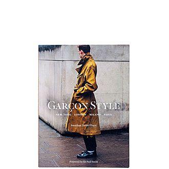 Garcon Style: New York, London, Milano, Paris Book