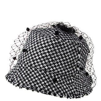 Veil Bucket Hat