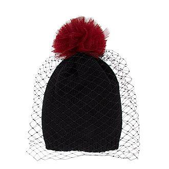 Veil Beanie Hat