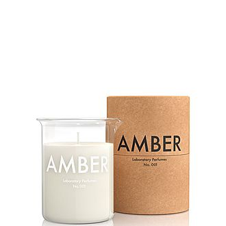 Amber Scented Candle 200g