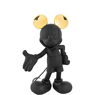 Two-Tone Mickey Mouse Figurine