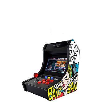 Pocket Arcade Table Top Game Machine Kiss Kiss Bang Bang 600