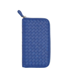 Zip-Around Continental Wallet