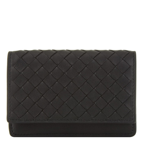 Flap Leather Card Case, ${color}