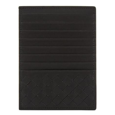 Intrecciato Card Case, ${color}