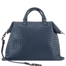 Convertible Leather Tote