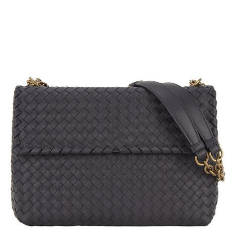 Olympia Shoulder Bag Medium, ${color}