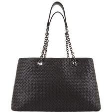 Double Chain Shopper Bag