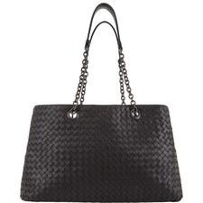 Double Chain Shopper Bag