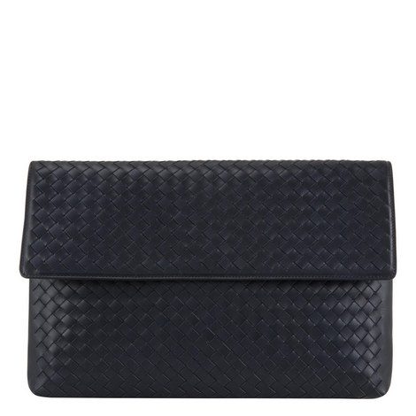 Leather Document Case, ${color}