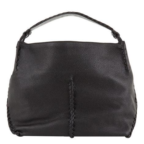 Cervo Braid Hobo Bag, ${color}