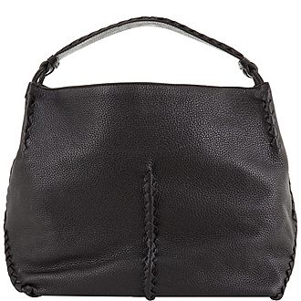 Cervo Braid Hobo Bag