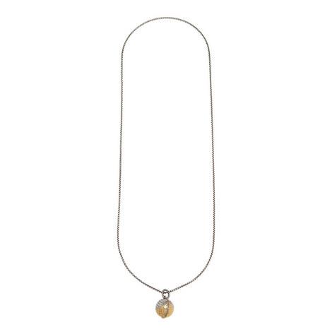 Sphere Pendant Necklace, ${color}