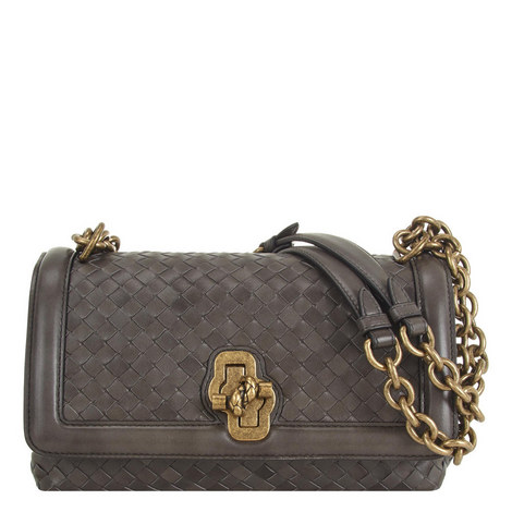 BOTTEGA VENETA Olympia Knot Small Shoulder Bag 196b81c50762f