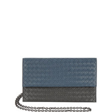Continental Chain Wallet