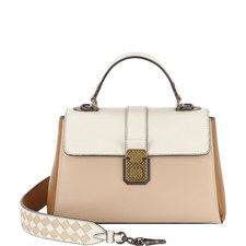 Piazza Top Handle Bag Small