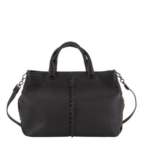 Top Handle Cervo Tote Bag, ${color}