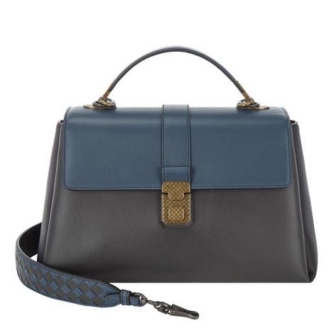 Piazza Top Handle Bag Medium, ${color}