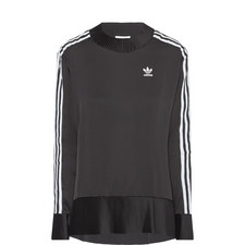 Three Stripe Sweatshirt