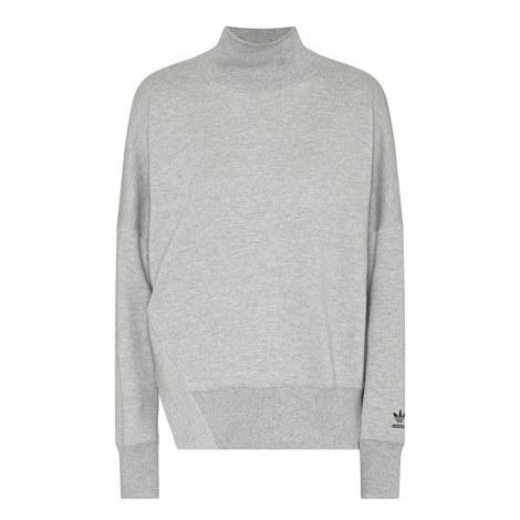 Polo Neck Sweatshirt, ${color}
