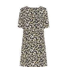 Clara Printed Dress