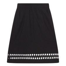 Frida Cut Out Mini Skirt