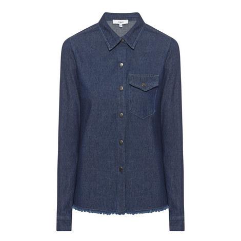 Laure Denim Shirt, ${color}
