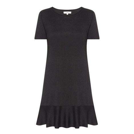 Camille Peplum Dress, ${color}