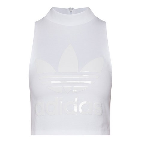Logo Front Cropped Top, ${color}