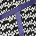 Tilbury Taped Lace Dress, ${color}