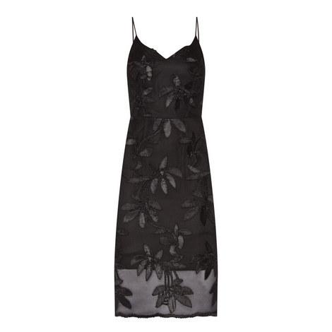 Marmont Embellished Pattern Dress, ${color}