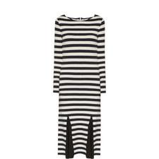 Cygnet Stripe Dress