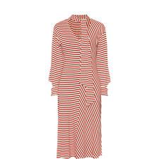 Cheam Striped Cutabout Dress