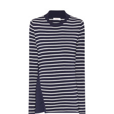 Sycamore Stripe Knitted Top