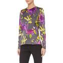 Culter Floral Print Blouse, ${color}
