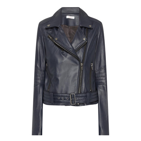 Vernon Leather Biker Jacket, ${color}