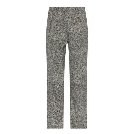 Eastcoate Fleck Peg Trousers, ${color}