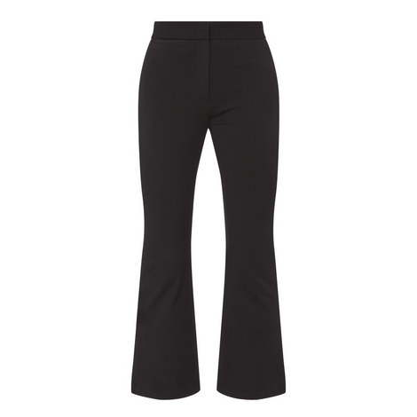 Kirby Kick Flare Trousers, ${color}