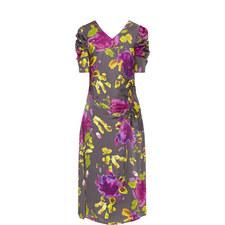 Brooklyn Floral Print Dress