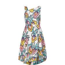 Berkley Floral Vine Dress