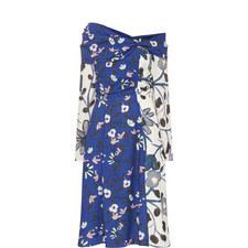 Virginia Bellflower Dress