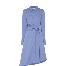 Dulwich Knot Shirt Dress