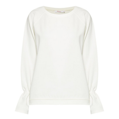 Dunsley Puff Sleeve Top, ${color}