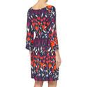 Goodrich Floral Long Sleeve Dress, ${color}